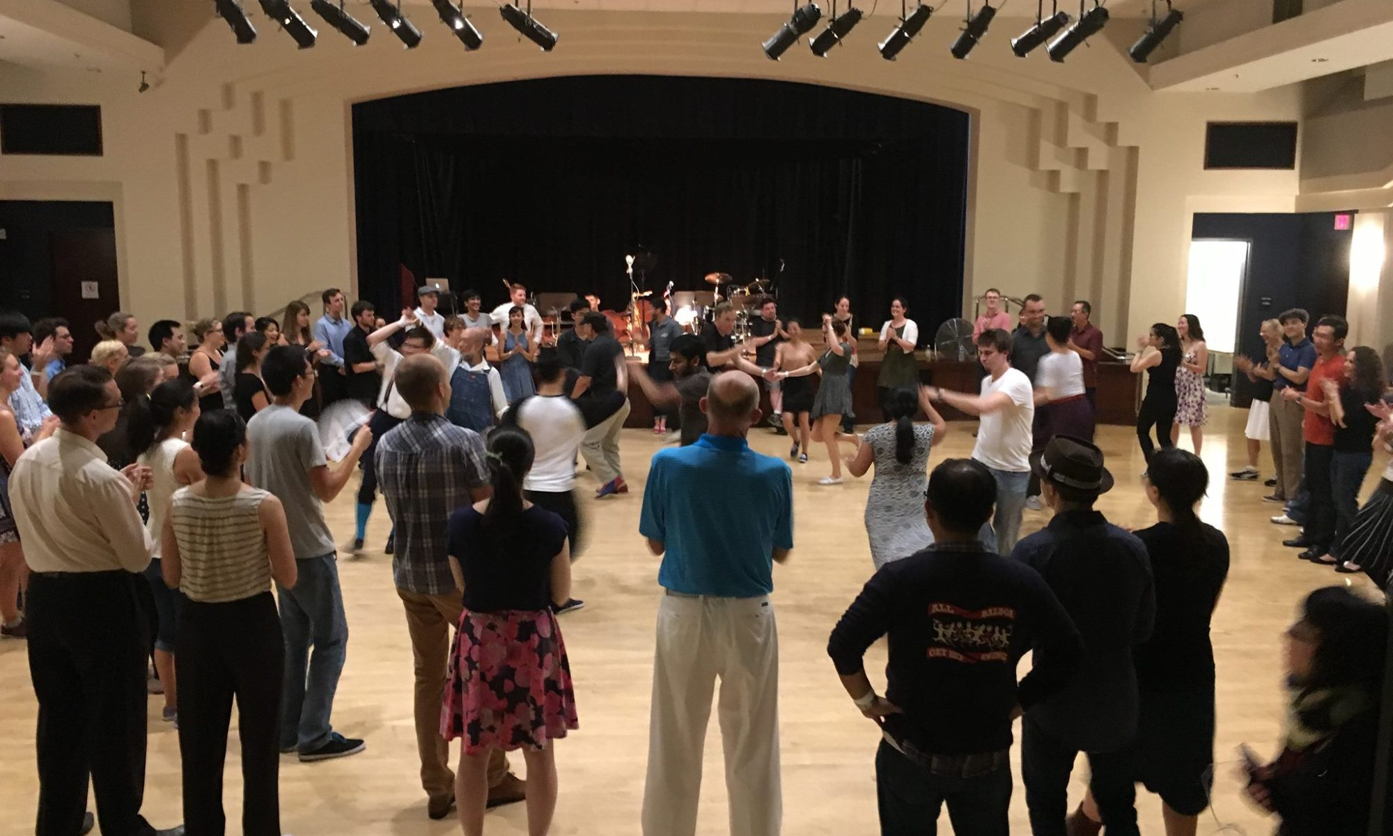 Swing Dance Lessons & Dance